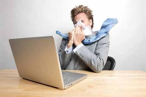 alergia nerja